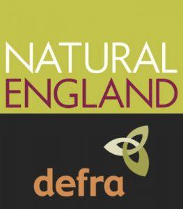 Natural England DEFRA Logos